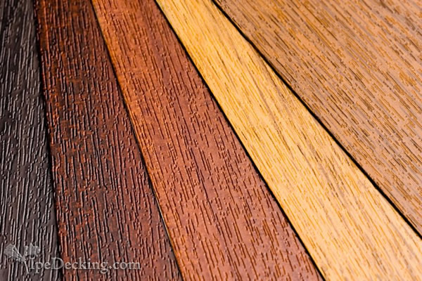 Composite Decking Colors